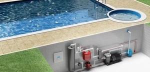 Качественный монтаж оборудования – залог бесперебойной работы бассейна